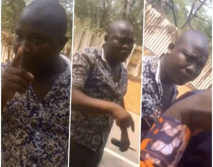 (Video) Lydia Forson Narrates Her Encounter With A Security Guard
