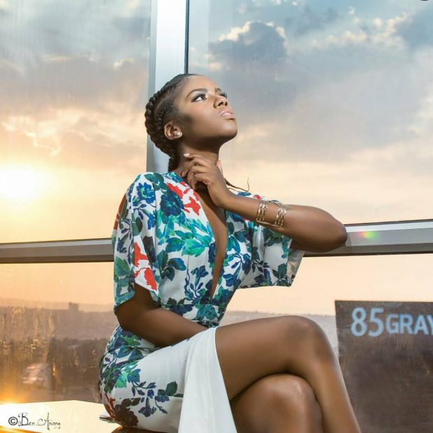(Photo) MzVee Poses With Mum