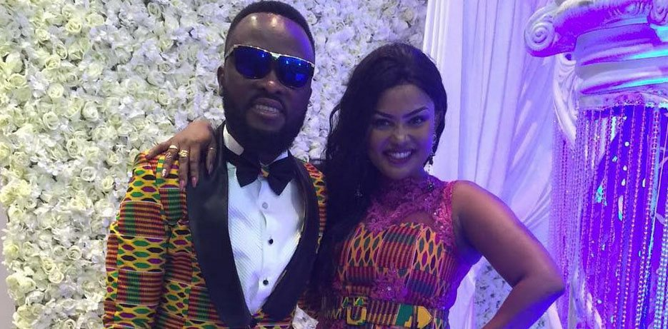 Let Love Rule - Nana Ama McBrown Stuns With Husband