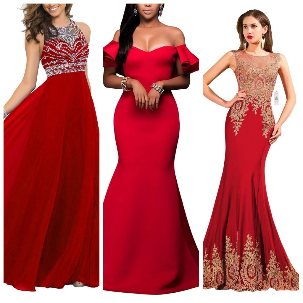 5 Types Of Red Colored Wedding Gowns That'll Make You Rethink Choosing White