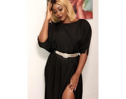 Salma Mumin Serves 'Hotness' In Black