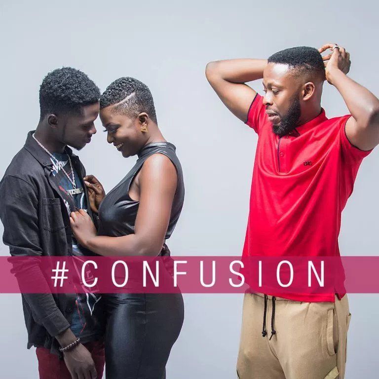 Kuami Eugene Drops New Track Dubbed 'Confusion'