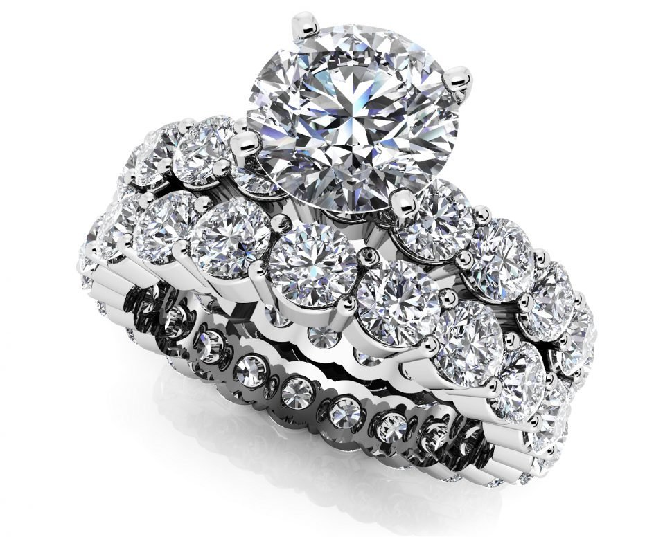 6 Types Of Engagement Rings Every Woman Must Know About - Ghafla ...