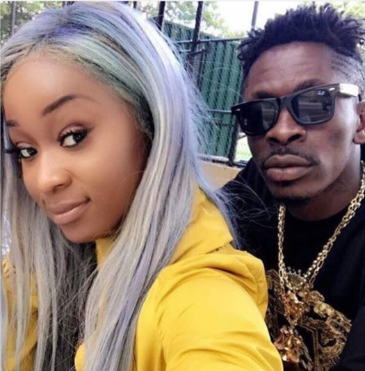 Image result for efia odo and shatta wale