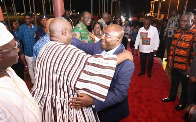 Photos: Dr. Bawumia Returns To Ghana Healthy And Strong