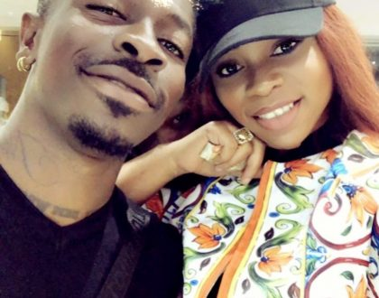 Michy Replies Shatta Wale; Says She Fed Him When He Had Nothing