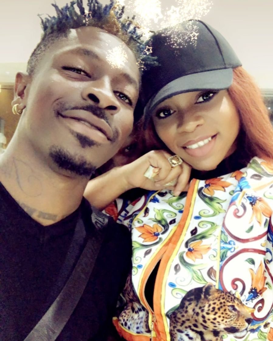 Image result for shatta wale and michy