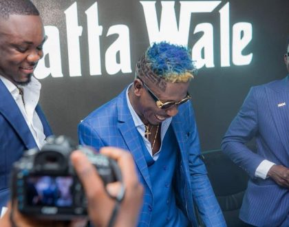 Shatta Wale Apologizes To The Media For Invoking God's Wrath On Them