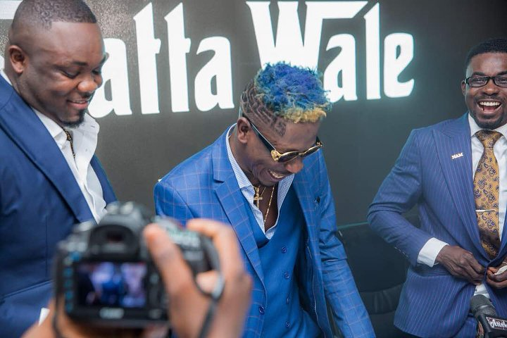 Shatta Wale Reveals Why He Joined Zylofon Music