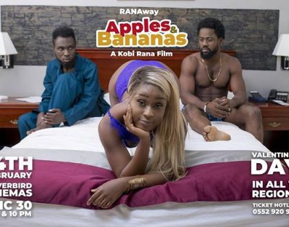 Efia Odo, Moesha, Kafui Danku Others On Red Carpet For Apples & Bananas