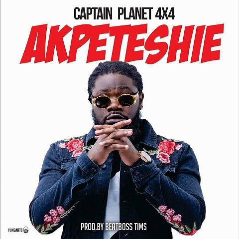 Captain Planet's Yet-To-Be-Released Song (Akpeteshie) To Be Banned By FDA