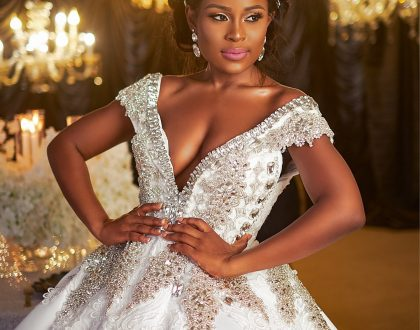 Photos: Sima Brew Releases Another Set Of Her Bridal 'Dream' Wedding Gowns