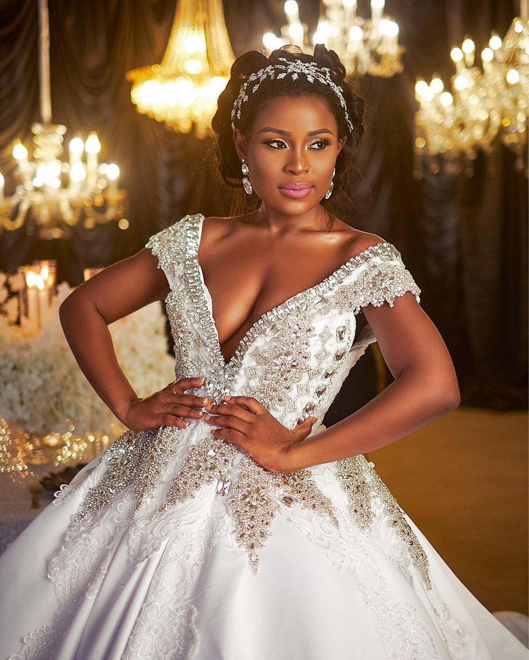 Photos: Sima Brew Releases Another Set Of Her Bridal \'Dream\' Wedding ...