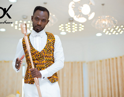 Ghanaian Musicians Should Get Other Sources Of Income - Okyeame Kwame