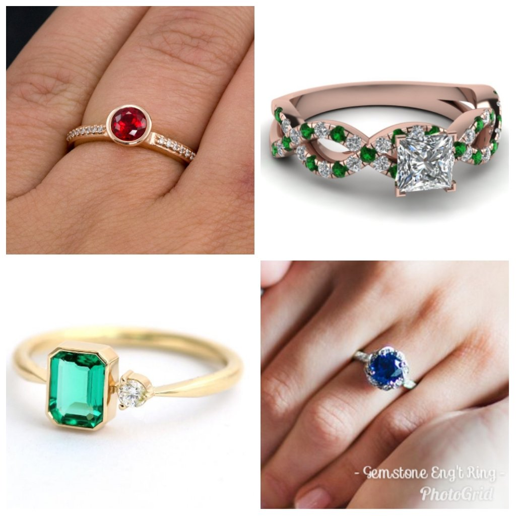 6 Types Of Engagement Rings Every Woman Must Know About Ghafla Ghana