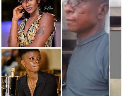 Arrest Mortuary Attendant Caught Fondling B**bs Of Ebony And Franky - Ghanaians Cry Out