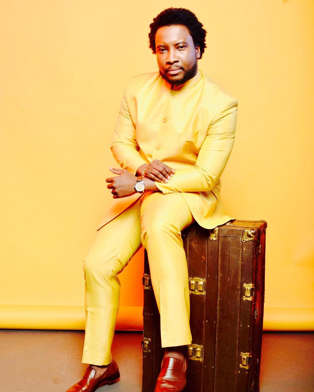 Sonnie Badu Gets A New Job At The United Nations