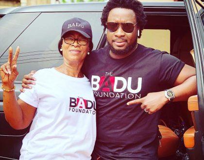 'To My Best Friend, My Ride Or Die Chick' Sonnie Badu Celebrates Mum On Her Birthday