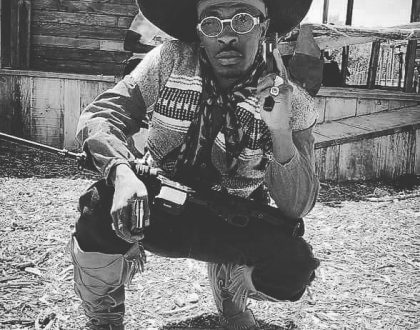 Photos: Shatta Wale Goes 'Cowboy' To Announce The Coming Of His New Track