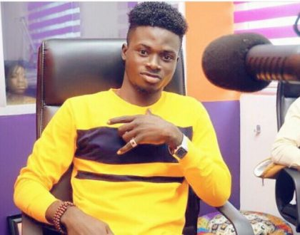 Video: No Ghanaian Musician Can Be Compared To Wizkid - Kuami Eugene