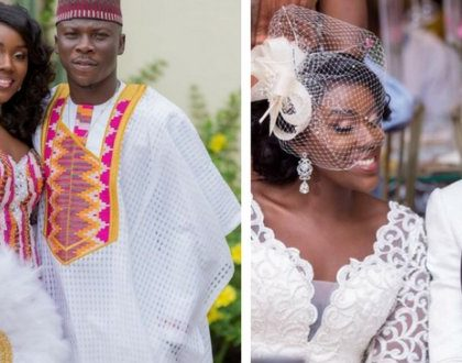 Stonebwoy Finally Reveals Why He Rushed To  Wed His Wife