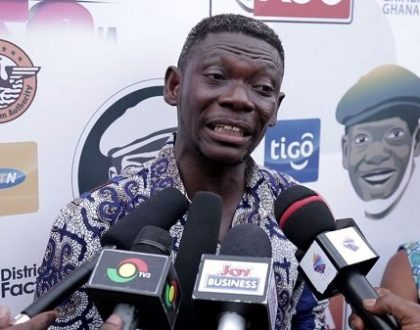 Video: A Meeting Between Agya Koo And Film Makers End In Chaos