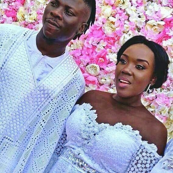 Stonebwoy And wife, Dr. Louisa Welcome A Bouncy Baby?