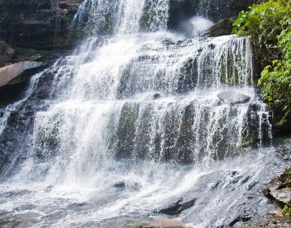 Kintampo Waterfalls Now Safe - Supervisor