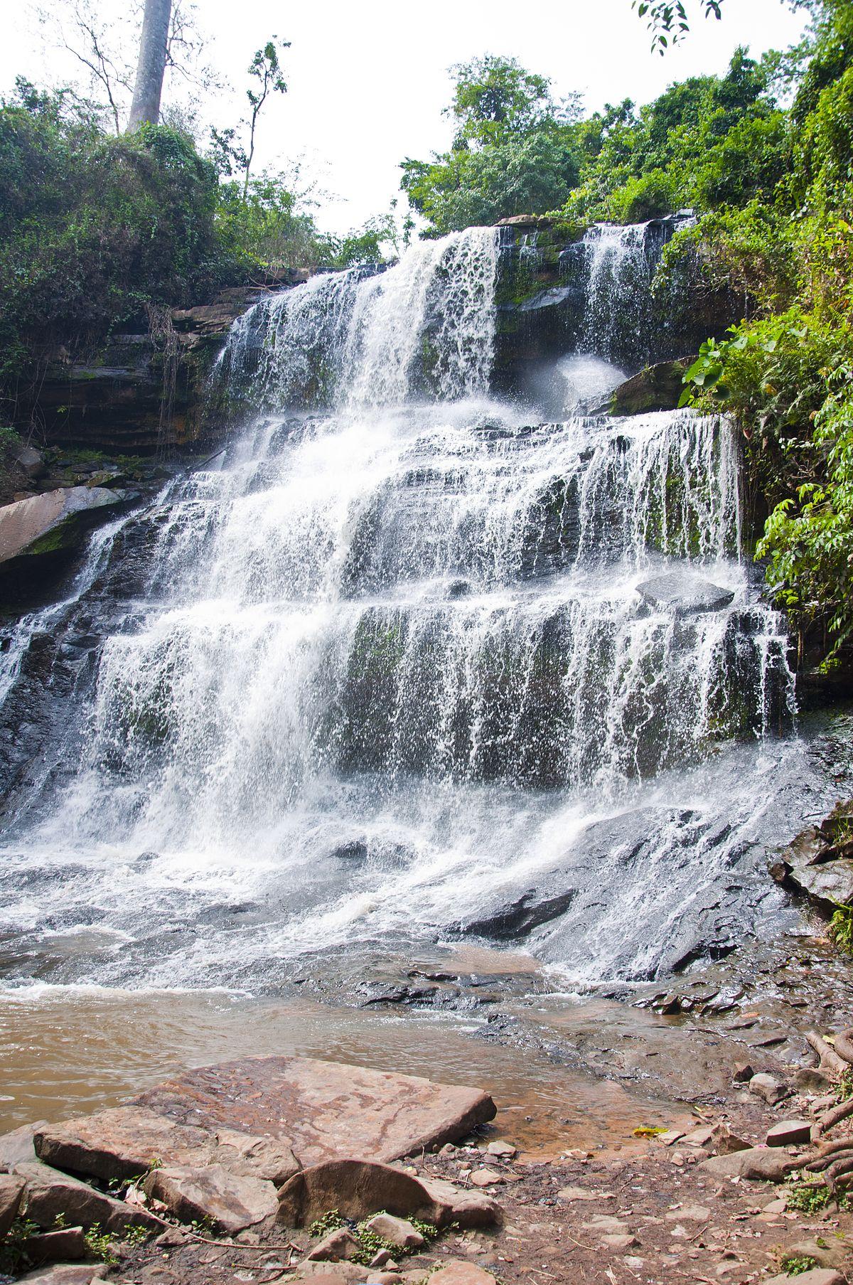 Kintampo Waterfalls Now Safe - Supervisor