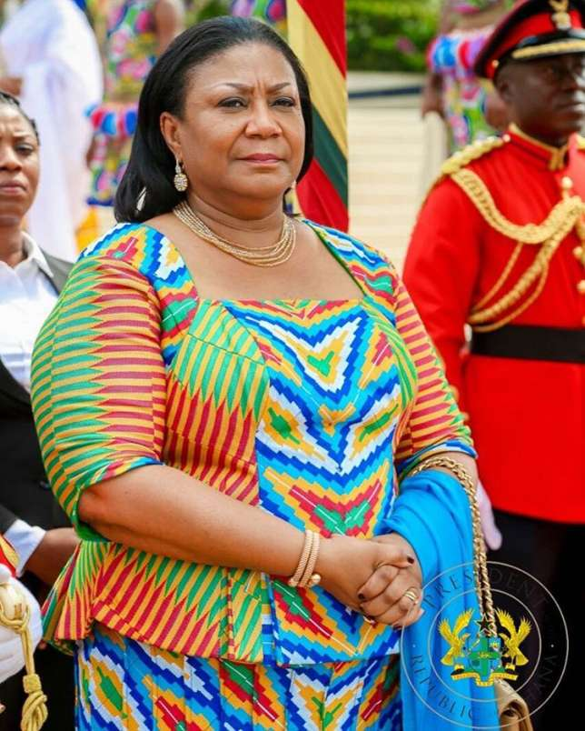 First Lady, Rebecca Akuffo Addo Celebrates 67th Birthday
