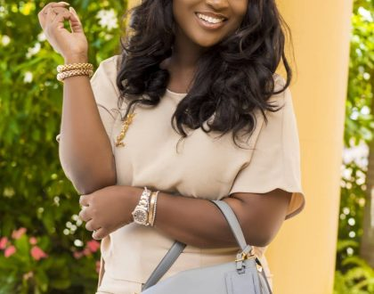 Jackie Appiah Mesmerizes In Latest Photos