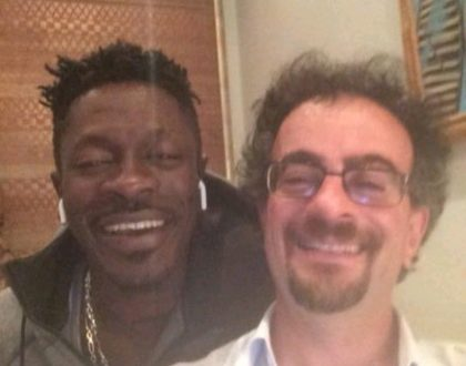 Not Even A Single Friend Of Mine Knows Stonebwoy In UK- British Diplomat