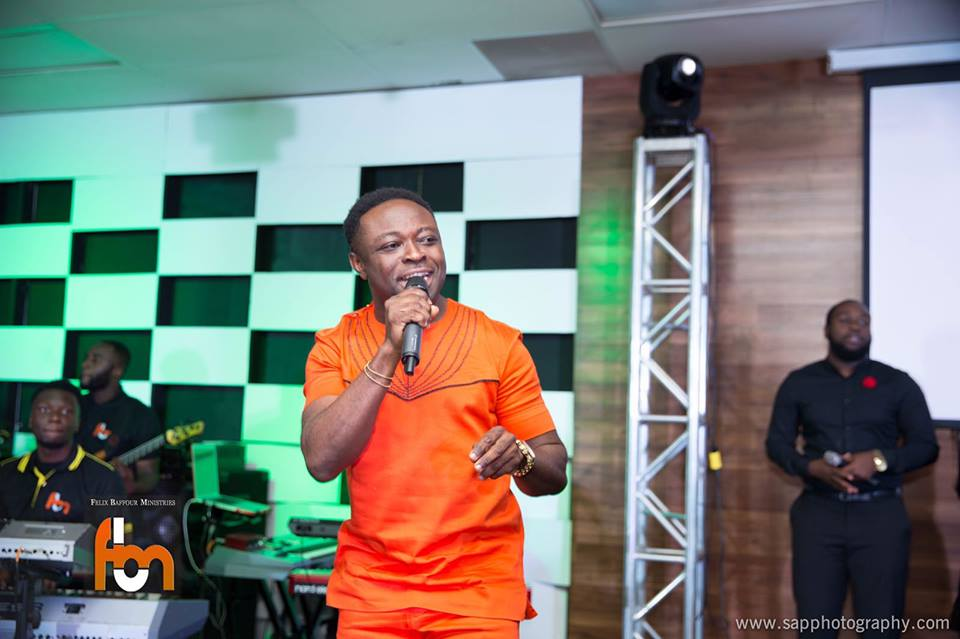 Kwaku Gyasi Reveals How He Has Been Relevant In Music Business For A Long Time