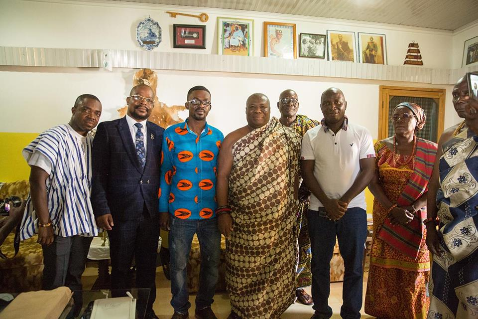 Nana Appiah Mensah Commence Nationwide Tour With NAM Mission