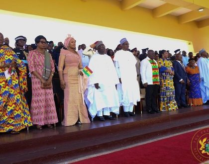 Photos: The Wow Moments At Ghana's 61st Independence Day Parade