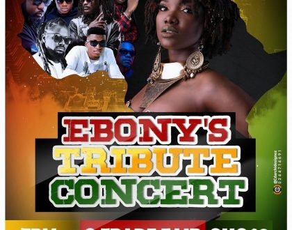 Ebony's Tribute Concert Slated For March 23 At Trade Fair Center