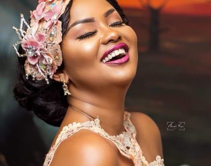 Nana Ama McBrown Defines Sexiness With Class In These Photos