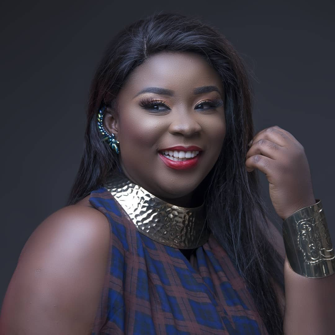 These Photos Of Maame Serwaa Prove That Black Is Indeed Beautiful