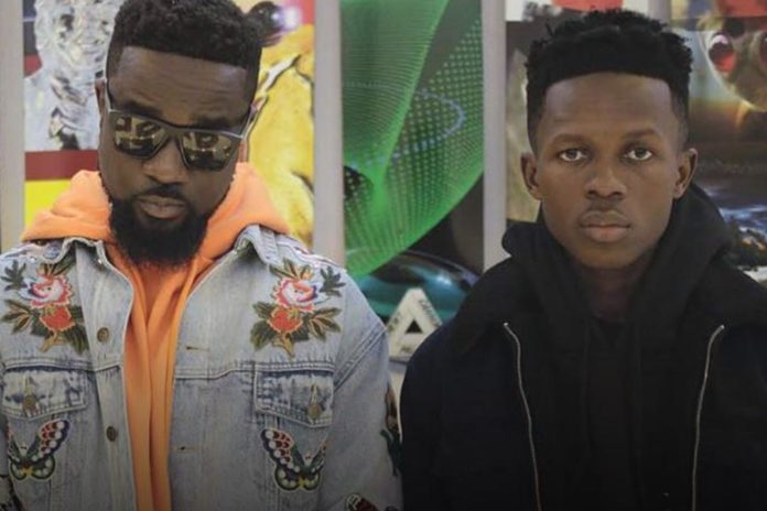 Sarkodie Has Not 'Sat' On My Career Growth – Strongman