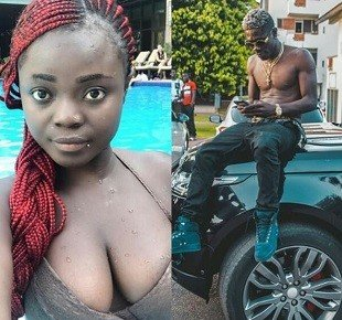 Photos: Meet The Alleged 'New Babe' Of Shatta Wale After Dumping Michy