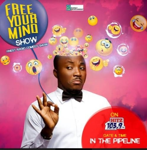 DKB Joins Hitz FM With Radio Comedy Show 'Free Your Mind'