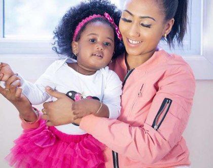 Hajia4Real Flaunts Daughter On Social Media