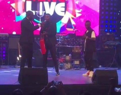 Patapaa Wins Most Popular Song Award At MMC Live Concert