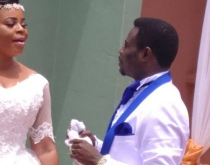Prophet Seth Frimpong Remarries After His Wife Left Him When He Took Ill