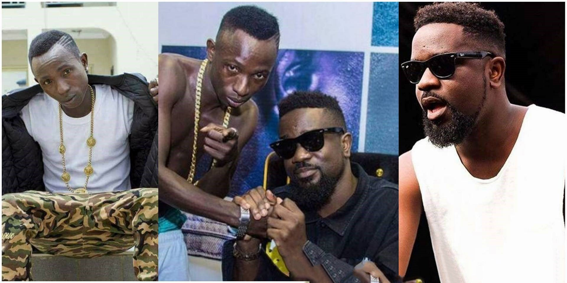 Patapaa Has A Strong Brand - Sarkodie