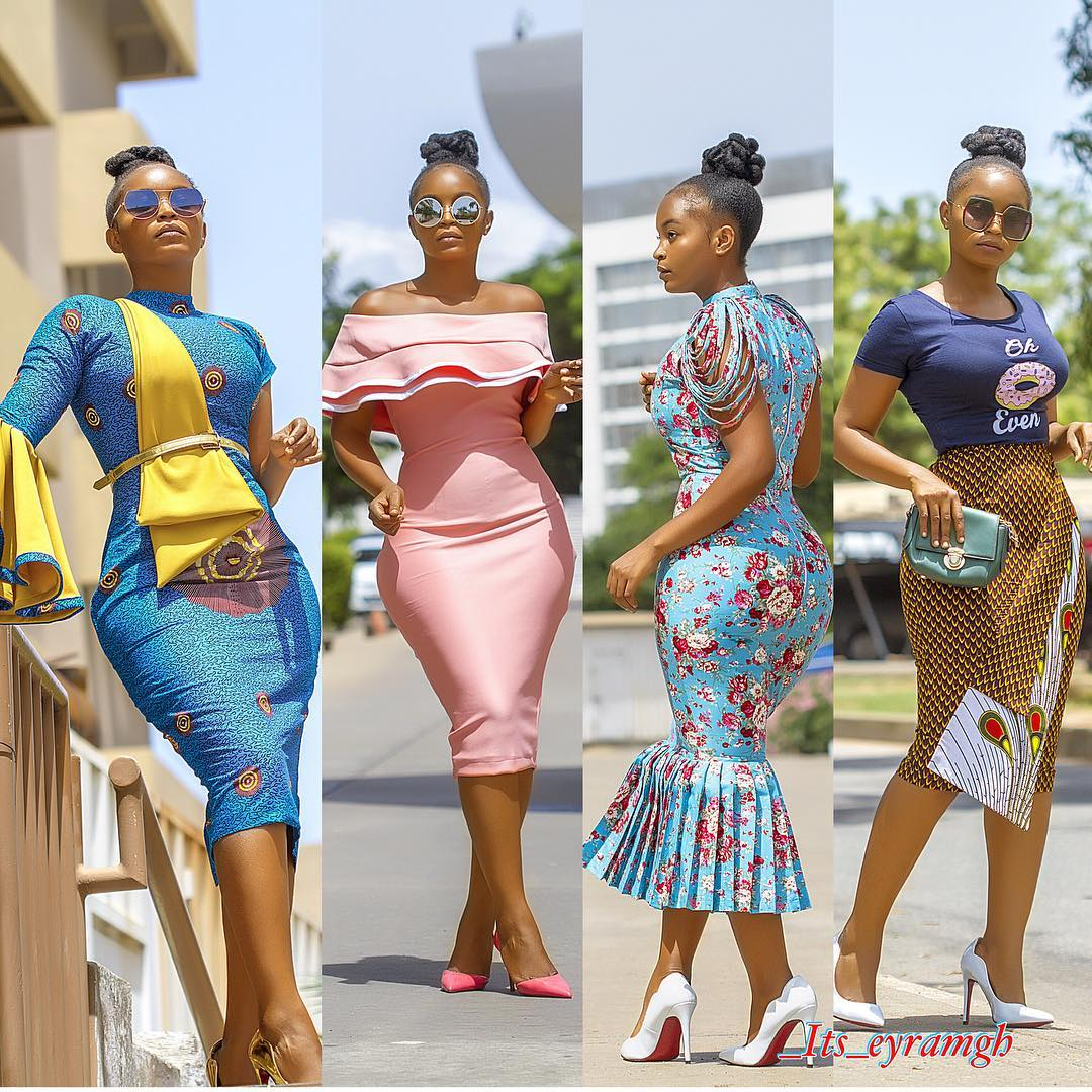 ghana fashion dresses