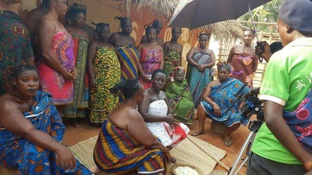 Photos: Adom TV To Start Showing A Ghanaian Telenovela, 'SANKOFA'