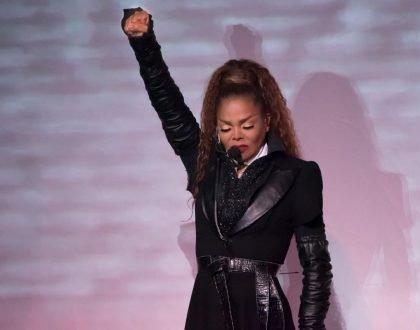 VIDEO: Janet Jackson Performs 'Akwaaba' Dance At 2018 Billboard Music Awards