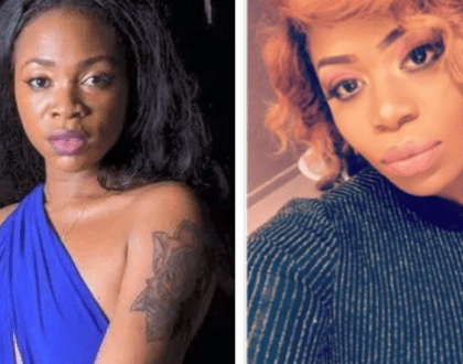 Screenshot: Is Michy A Lesbian? Brags About 'Chopping' Dotyy Lana Sometime Back