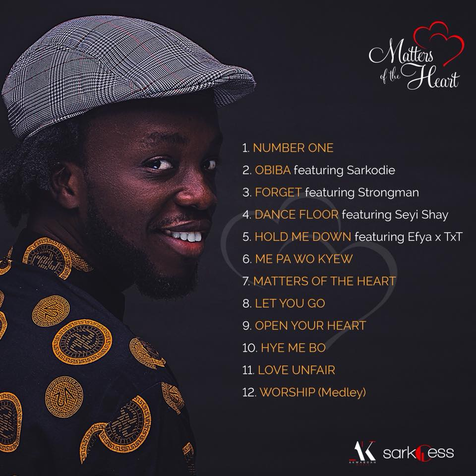 Akwaboah Launches New Album